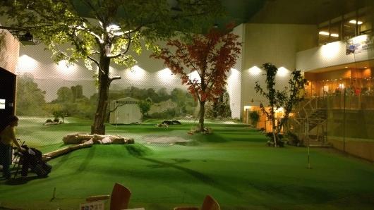 7. schuzka na golfu